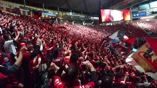 北海道コンサドーレ札幌vsサガン鳥栖(2017.12.2)選手入場
