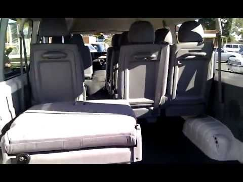 Toyota Commuter 12 Seater Bus Instructional Video -Turnbulls Hire