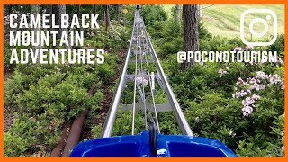 Camelback Mountain Adventures in the Pocono Mountains