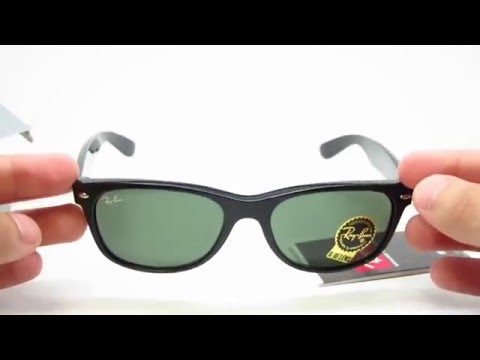 unboxing-ray-ban-rb-2132-new-wayfarer-901l-sunglasses