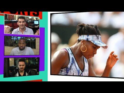 Venus Williams Blamed In Fatal Car Crash That Killed 78-Year-Old Man | TMZ Sports