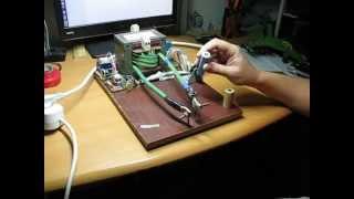 Точечная сварка своими руками для литиевых аккумуляторов схема управления на Arduino(Точечная сварка своими руками для литиевых аккумуляторов Схема - https://yadi.sk/i/E3giP2Fhgu8ZH Прошивка - https://yadi.sk/d/eXbiW5Ak..., 2014-08-20T16:31:59.000Z)