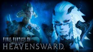 Final Fantasy XIV: Heavensward - Au Ra Male Character Creation - P2P - PC