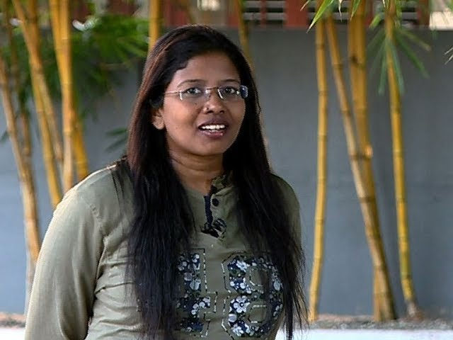Dhanya Sanal, The first woman to climb the Agasthya Hills Peak, shares her experience.