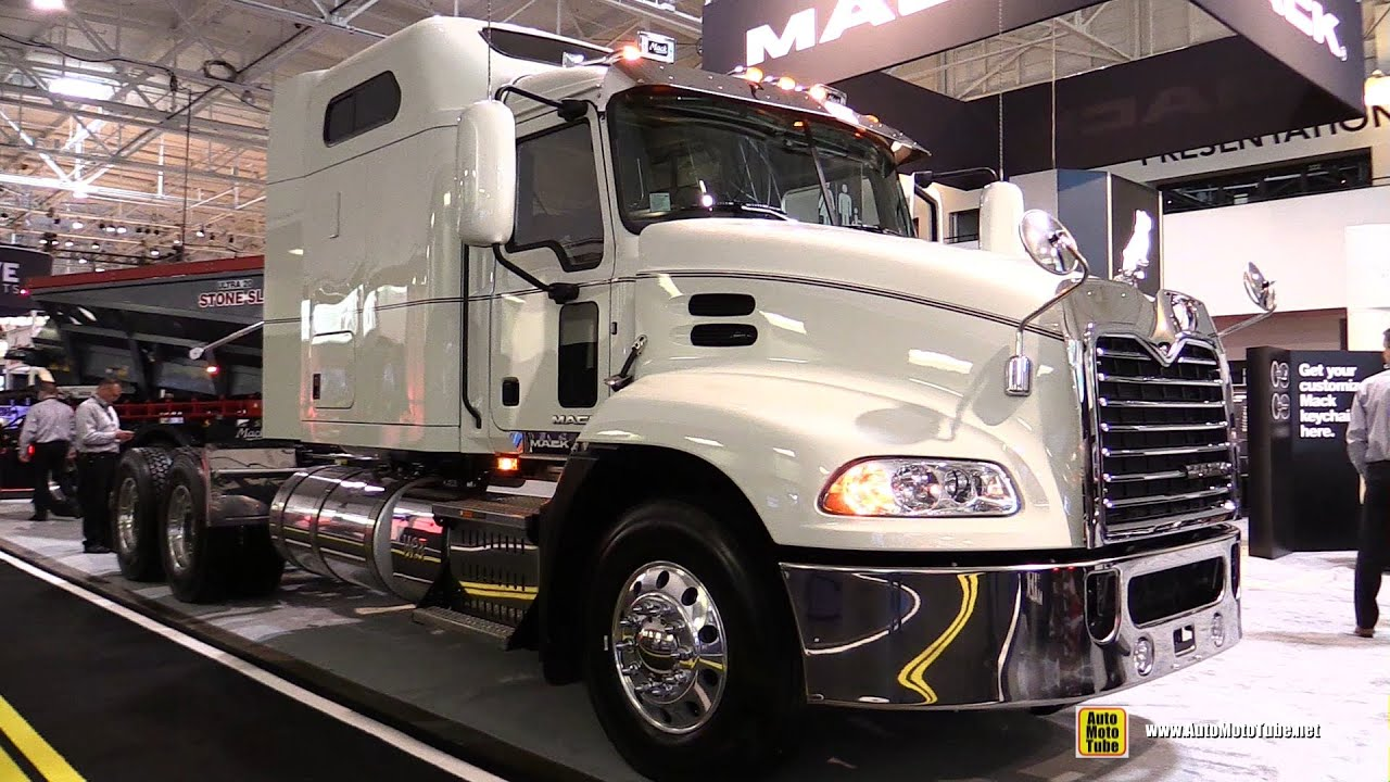 mack truck cxu613 truck get image about wiring diagram 2016 mack pinnacle cxu613 axle back 70inch high rise sleeper truck