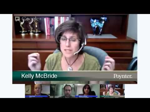 Poynter: The Race for Truth with Kelly McBride