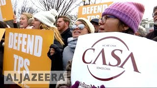 US says 200,000 Salvadorans must leave within 18 months 🇺🇸