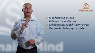 Präsentation Millionaire Mind - Money School