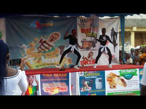 Special dancers - Assin fosu