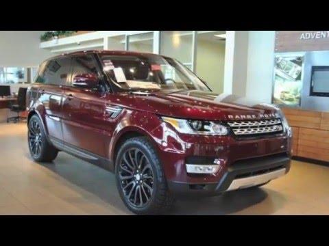 Range Rover San Antonio >> 2016 Range Rover Sport V6 Diesel Hse In San Antonio Land Rover San Antonio