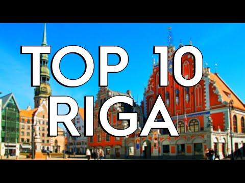 ✅ TOP 10: Things To Do In Riga