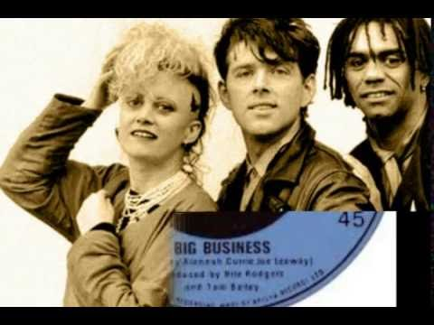 Thompson Twins – Don't Mess With Doctor Dream (12
