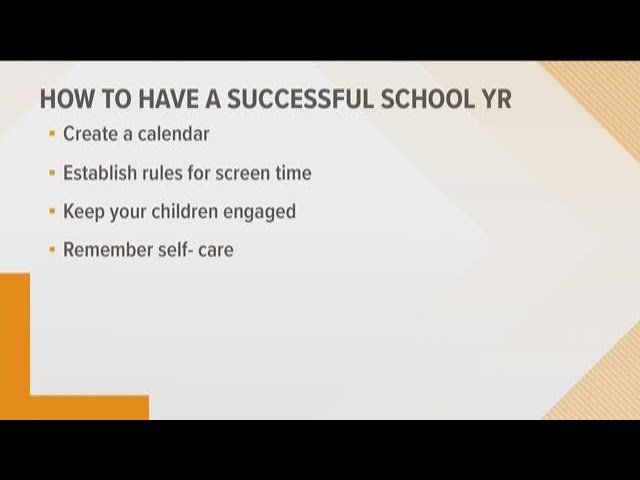 Tips on how to have a successful school year