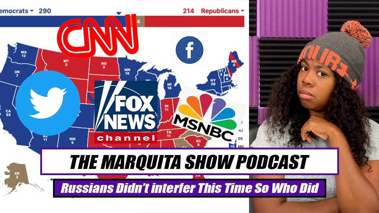 WHAT DID WE LEARN FROM THE 2020 ELECTION || THE MARQUITA SHOW