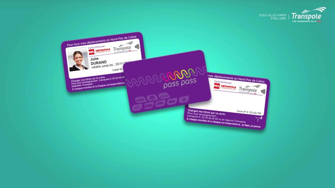 carte pass pass lille Pass Pass Easy Card | Keolis