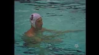 Водное поло. Гол Владимира Акимова на Олимпиаде-1980. Vladimir Akimov, Water Polo, USSR, 1980