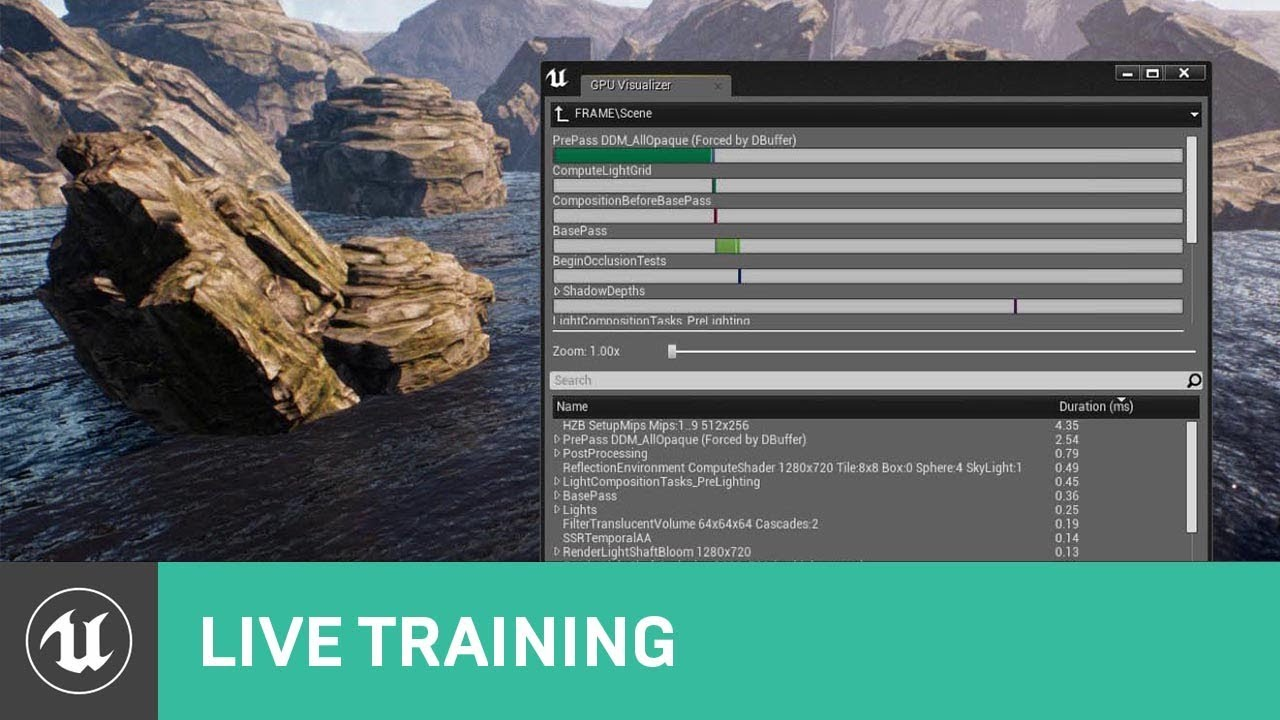 Optimizing Your Game | Live Training | Unreal Engine Livestream