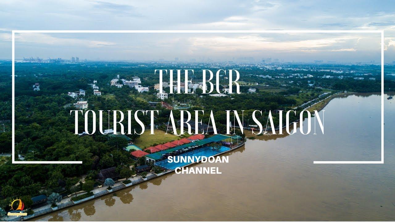 Khu du lịch The BCR | Địa chỉ vui chơi dã ngoại lý tưởng ngay Sài Gòn | Sunnydoan