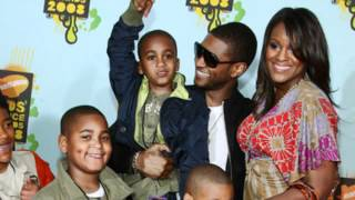 Usher's Stepson Declared Brain Dead After Lake Accident