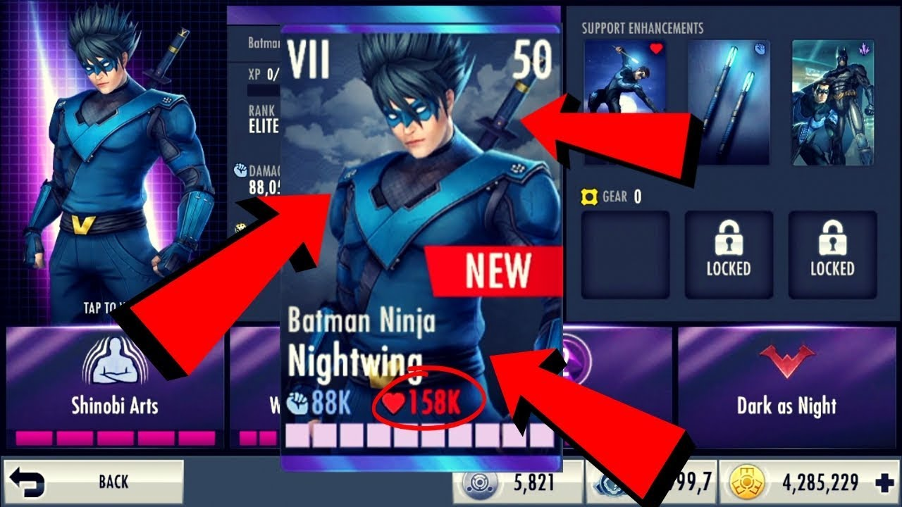 New Unlimited Power Credits And Nth Metal Glitch Injustice Ios And Android Version 3 2 By Glitch Tube