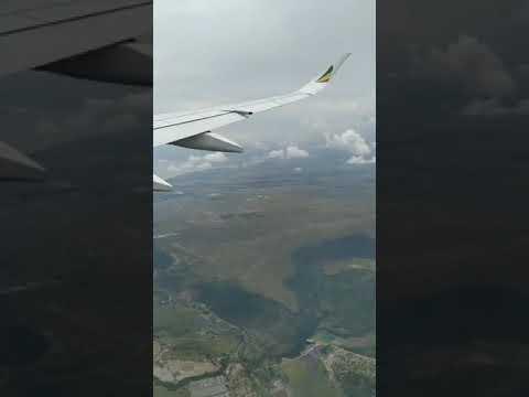 Landing Kinshasa Airport✈️.. DRC