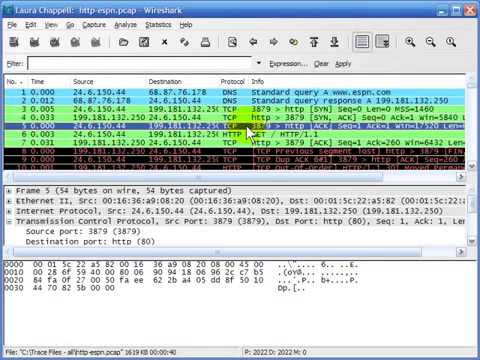 Wireshark   part 2 lesson 9 Hypertext Transfer Protocol http RcO2ddiNmbw
