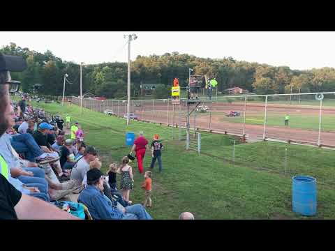 ohio valley speedway 4 cylinder feature