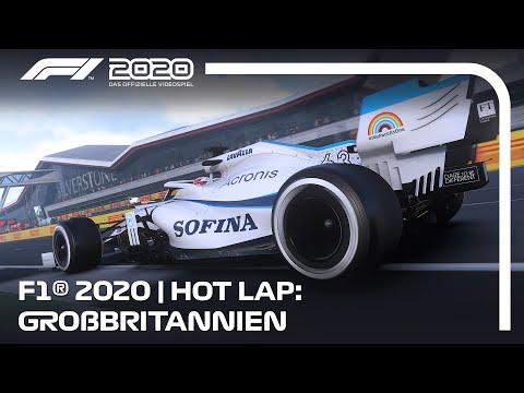 F1® 2020 | Hot Lap: Großbritannien (DE)