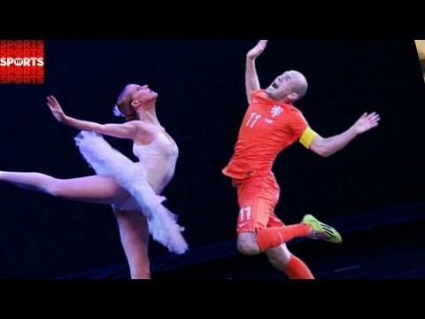 Top 5 Worst Dives of 2014 (Robben vs Suarez)