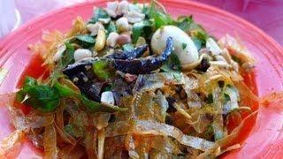 Banh Trang Tron - Rice Paper Salad Recipe