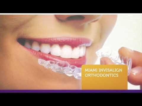 Mancia Orthodontics Miami FL - Invisalign Braces