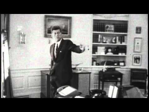A President To Remember: In The Company of John F. Kennedy Trailer (HBO)