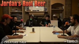 Creature Talk Stories Ep.55 Jordan's Root Beer