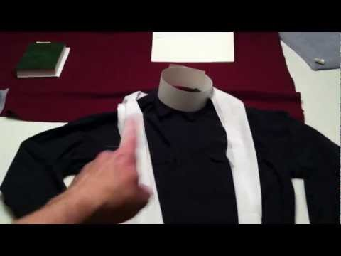 How to Make a Pope Hat, Bishop Hat