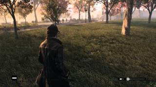 Watch Dogs AMAZING 4K Rain Water Wind and Grass Effects E3 Graphics Mod v0.97