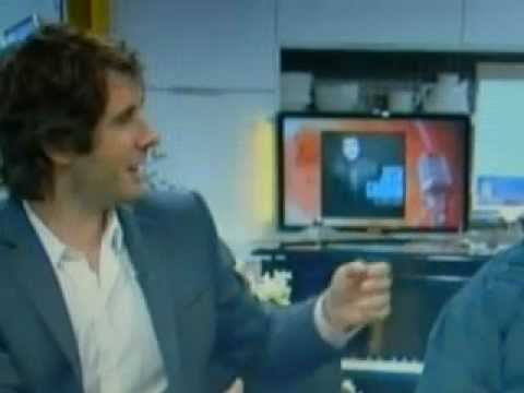 Josh Groban 03/7/13 on Morning Television in Germany
