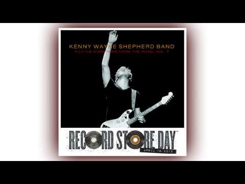 """The Kenny Wayne Shepherd Band Celebrates Record Store Day with """"Looking Back"""" Thumbnail image"""