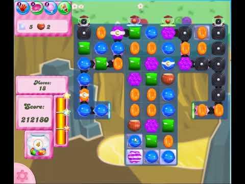 Candy CrushSaga Level 2851(NO BOOSTER)