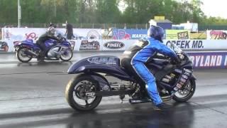 2016 IDBL Season Opener - Crazy 8s - 16 bikes