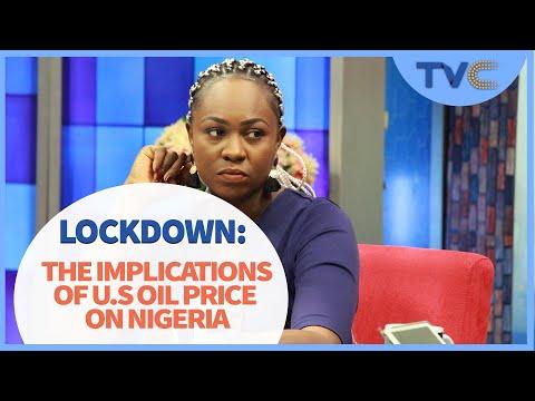 The Implication Of U.S Oil Price On Nigeria