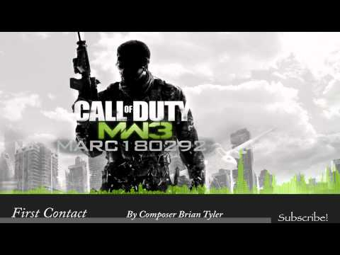 MW3 Soundtrack: First Contact