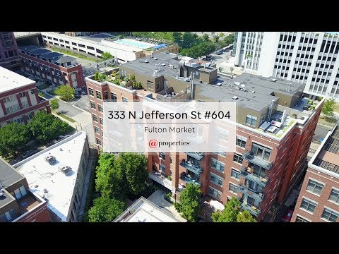 333 N Jefferson Street #604 Chicago, IL 60661