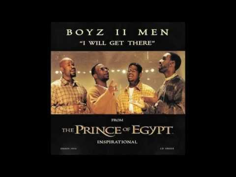 The Prince Of Egypt Boyz II Men I Will Get There CD Full/Completo HD
