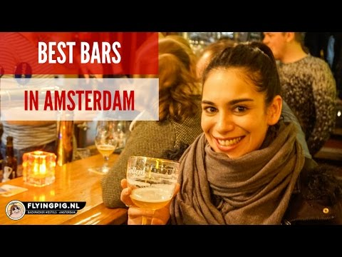 Best Bars in Amsterdam | THE HOSTEL GIRL
