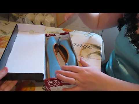Покупка обуви в Kari/ Новая камера