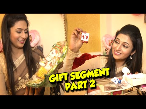 Exclusive: Divyanka Tripathi Overwhelmed by Gifts from Fans On Her Birthday | Part 2