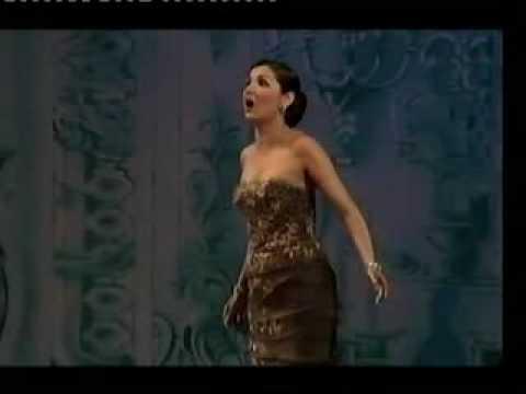 Anna Netrebko - Gliere Concerto for Coloratura Soprano