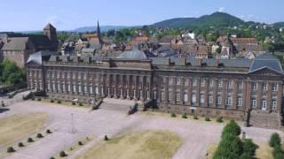 Route des châteaux et cités fortifiées d'Alsace - Saverne