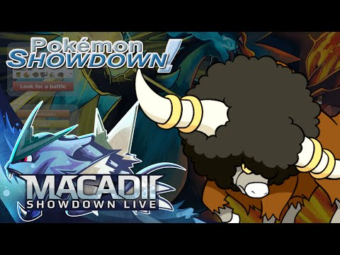 The Bouffalant Bills are Coming Through! w. PokeMEN (Pokemon Showdown ORAS Smogon PU)