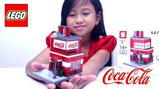 Mainan LEGO COCACOLA 💖 SEMBO BLOK Mainan Anak Let's Play 💖 Jessica 💖